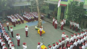 Kunjungi SD Muhammadiyah Bodon, Bupati Bantul Ajak Kembangkan Potensi Para Siswa