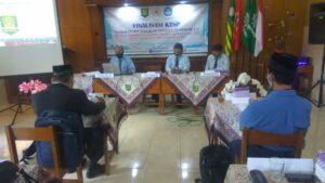 Finalisasi KTSP (Kurikulum Tingkat Satuan Pendidikan) SD Muhammadiyah Bodon Tahun Ajaran 2020/2021