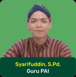 Web SD Muhamadiyah Bodon guru23