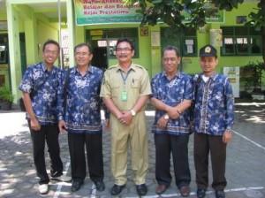 Silaturrahim Majelis Dikdasmen Muhammadiyah Samarinda