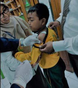 Berani Sehat, Berani Vaksin MR
