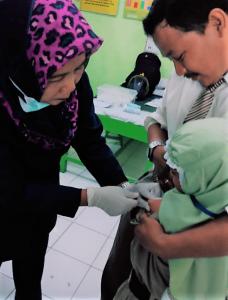 imunisasi campak rubella