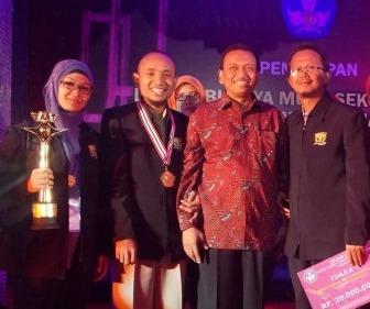 Perpustakaan SD Muhammadiyah Bodon Juara I Nasional