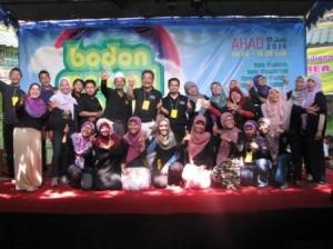 Bodon Mencari Bakat