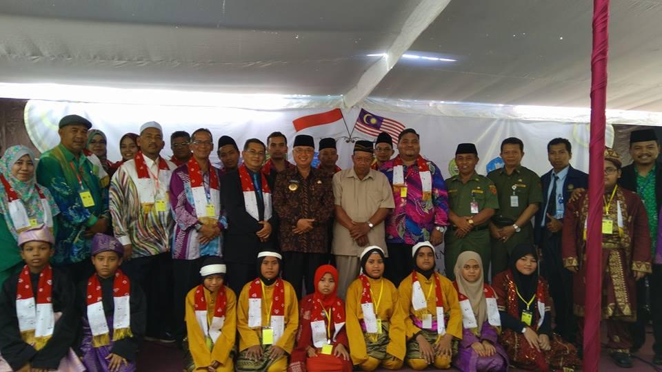 Optimalkan Kerjasama,  SK Syeikh Mohd Idris Al Marbawi Perak, Malaysia Kunjungi SD Muhammadiyah Bodon